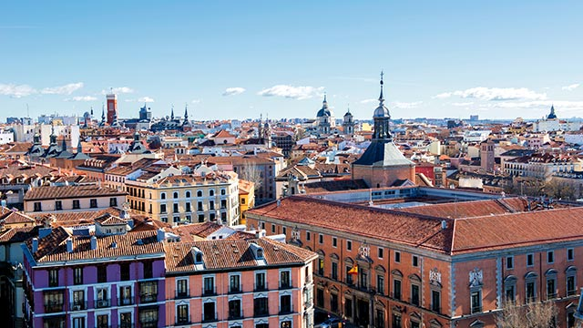 Madrid - Mundiespaña Vuelos Baratos