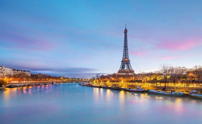 París, puente de la contstirución 2020